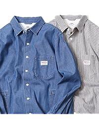 コーエン(メンズ)(coen) SMITH(スミス)別注長袖ワークシャツ18SS