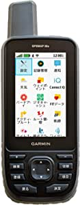 Garmin GPSMAP 66s 日本語仕様 city+山岳詳細地図