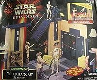 Star Wars Episode 1 Theed Hangar Playset (Motorized)