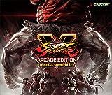 ストリートファイターV アーケードエディション オリジナル・サウンドトラック/ゲーム ミュージック