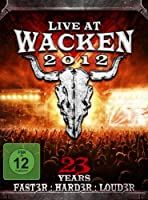Wacken 2012: Live at Wacken Open Air [DVD] [Import]