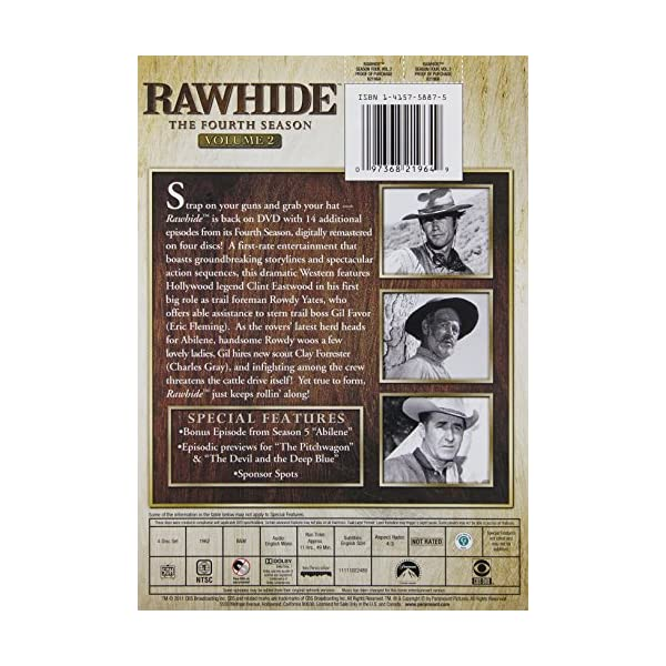 Rawhide: Four Season Pa...の紹介画像8