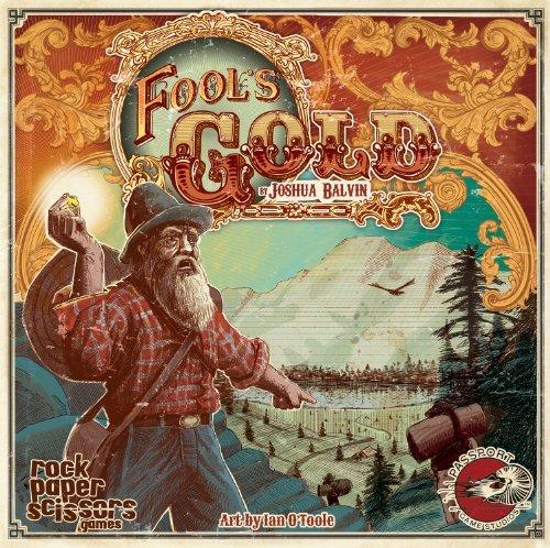 Fools Gold Board Game ゲーム [並行輸入品]