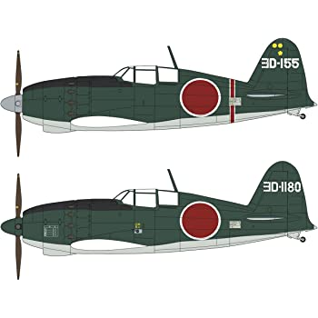 ハセガワ 1/72 日本海軍 三菱 J2M3 局地戦闘機 雷電 21型 第302航空隊コンボ パート2 プラモデル 02234