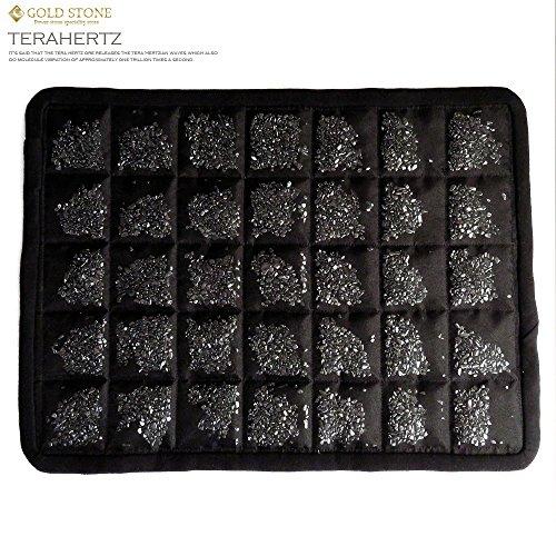 テラヘルツ鉱石6Nさざれ入り 枕パッド 腰など患部にも使用可能