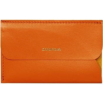 ロンド工房 カードリッジ デュン 名刺入れオレンジ CD308