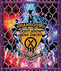 "【Amazon.co.jp限定】GRANRODEO LIVE 2018 G13 ROCK☆SHOW ""Don't show your back!"" Blu-ray (2L判ブロマイド付)"