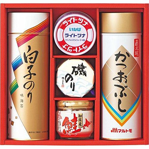 のり・かつおぶし・瓶詰・缶詰セット SIT-30 17-0515-045