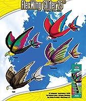 "x-kites Flexwing Glider–25"" 3dナイロンスローグライダー(ケースof 12)"