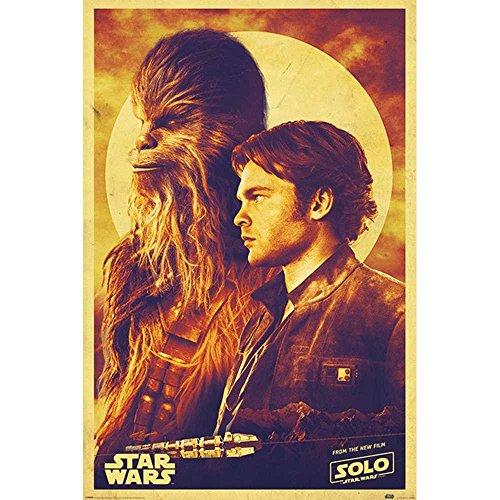 STAR WARS スターウォーズ - Han and Chewie/ポスター 【公式/オフィシャル】