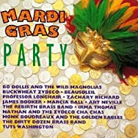 Mardi Gras Party by Various Artists (1992-03-01)