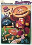 マクドナルド メイチャーチーズマックハンバーガー・フライガイ ポスター B4サイズ