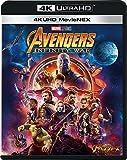 「アベンジャーズ/インフィニティ・ウォー 4K UHD MovieNEX(3枚組) [4K ULTRA HD + 3D + Blu-ray + デジタルコピー+MovieNEXワールド]」の画像
