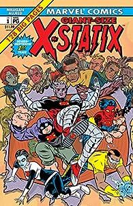 X-Statix (2002-2004) 1巻 表紙画像
