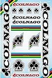 Colnago 自転車フレームデカールステッカーグラフィックセットビニールAdesivi