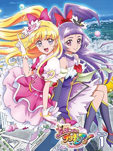 魔法つかいプリキュア! Blu-ray vol.1