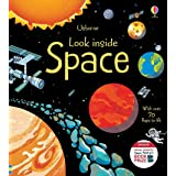 Look Inside Space (Look Inside Board Books)