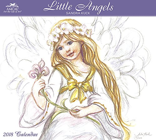 Sandra Kuck - Little Angels 2018 Calendar