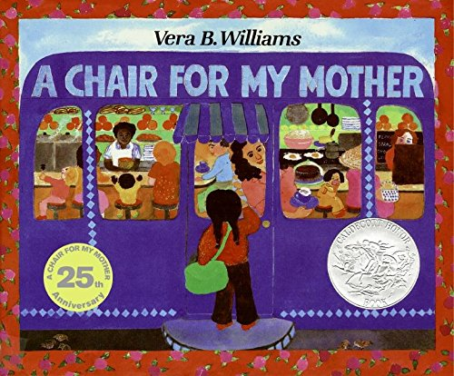 A Chair for My Mother 25th Anniversary Edition (Reading Rainbow Books)の詳細を見る