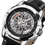 ジョンハリソン JOHN HARRISON 自動巻き メンズ 腕時計 JH-037SB スケルトン[並行輸入品]