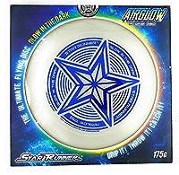 SLRブランド175グラムStarスポーツグローin theダークFlying Disc Frisbee