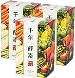 千年酵素 3箱セット 酵素×酵母 [サプリメント] 90包