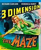 Maze 3d [Blu-ray]