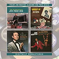 THE INTERNATIONAL JIM REEVES / KIMBERLEY JIM / MY CATHEDRAL / AND SOME FRIENDS