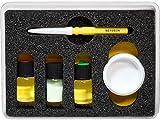 [ベルジョン] BERGEON 時計 修理工具 夜光塗料キット BE5680-J-07/BE5680-V-07 黄色/緑 正規輸入品 緑(V-07)