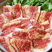 牛タレ漬けカルビ(牛バラ) 200g 焼肉用 《*冷凍便》