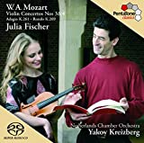 Adagio in E Major, K. 261 (Cadenza: Julia Fischer)