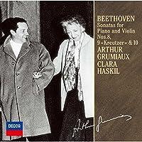 ベートーヴェン:ヴァイオリン・ソナタ第8番~10番(モノラル録音)