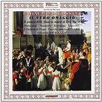Rossini: Il vero omaggio / Il pianto delle Muse in morte di Lord Byron