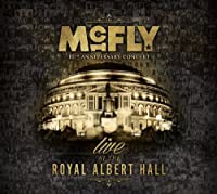 10Th Anniversary Concert: Royal Albert Hall by MCFLY