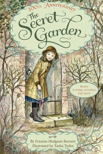 The Secret Garden: The 100th Anniversary Edition with Tasha Tudor Art and Bonus Materialsの詳細を見る