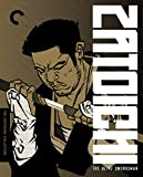 Zatoichi: The Blind Swordsman (The Criterion Collection) [Blu-ray]
