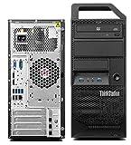 lenovo(レノボ) ThinkStation E32 Tower デスクトップワークステーション/Windows7Professional32bit/Xeon E3-1225v3 3.2GHz/メモリ4GB/DVD-ROM/HDD250GB/QuadroK2000グラフィックス(30A0A0A9JP)