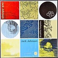 ジャック・ジョンソン–Brushfire Fairytalesコラージュ2–Rare広告ポスター12x 12