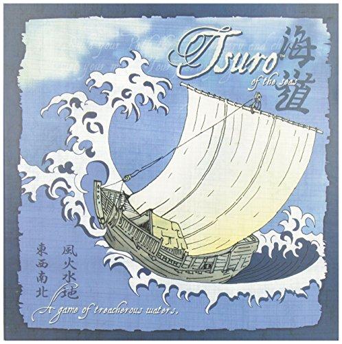 海道 Tsuro of the Seas 海の通路 -