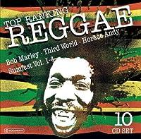 Top Ranking Reggae 10 CD Set