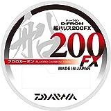 ダイワ(DAIWA) フロロライン ディーフロン船ハリス200FX 2-12号 200m ナチュラル