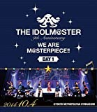 THE IDOLM@STER 9th ANNIVERSARY WE ARE M@STERPIECE!! Blu-ray…
