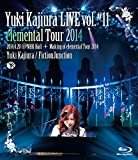 Yuki Kajiura LIVE vol.#11 elemental Tour 2014.4.20@NHK Hall + Making of elemental Tour 2014 [Blu-ray]