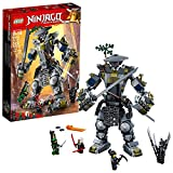LEGO Ninjago Oni Titan Building Kit (522 Piece), Multicolor