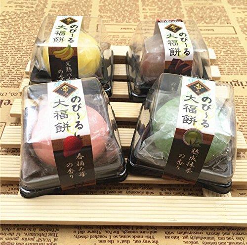かわいいフルーツ団子 食品サンプル 低反発スクイーズ おもち...