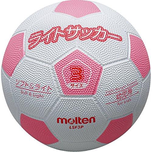 molten(モルテン) サッカーボール ライトサッカー 軽量ゴム 3号 LSF3P