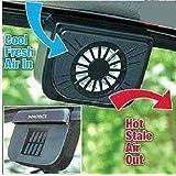 車用ソーラーファン 自動換気扇 AUTO COOL (オートクール)