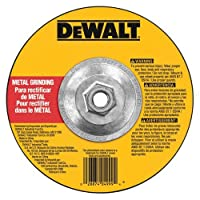 DEWALT DW4526 5-Inch by 1/8-Inch Metal Cutting Wheel, 5/8-11-Inch Arbor [並行輸入品]