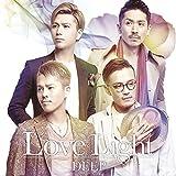 Intro 〜Love again〜♪DEEPのCDジャケット