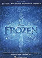 Frozen: Music from the Motion Picture Soundtrack (Easy Piano Songbook) by Hal Leonard Corp.(2014-02-01)